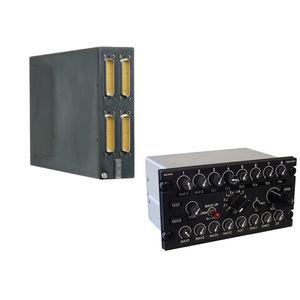HF intercom / for aircraft / panel-mount