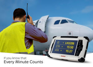 fleet management software / for aeronautics / real-time / process