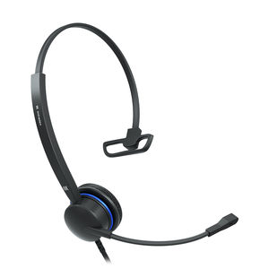 air traffic mangement headset / for air traffic controllers / lightweight