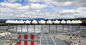 airport VOR ground beacon