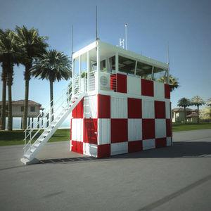 modular control tower
