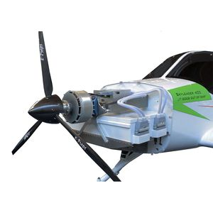 light aircraft electric propulsion system