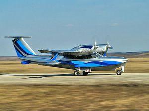 twin-engine seaplane / passenger / tourist / piston engine