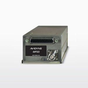 mode S transponder / for aircraft / with ADS-B / illuminated
