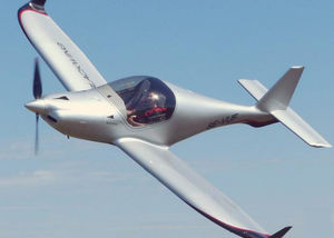 2-person ULM aircraft
