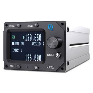 VHF transceiver / AM / radio transceiver / for aircrafts