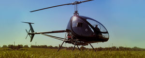 two-seater ultralight helicopter / utility / passenger transport / piston engine