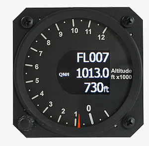 electronic altimeter