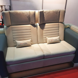 aircraft cabin seat / for business aircraft / VIP / with armrests