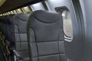 aircraft cabin lighting / LED / ceiling