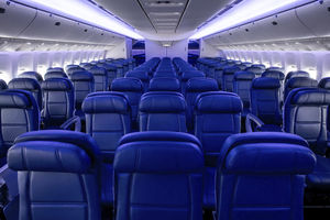 aircraft cabin lighting / LED / reading / emergency