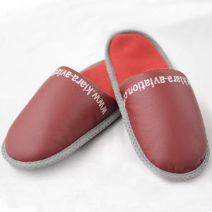aircraft slippers