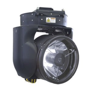 xenon searchlight / for helicopter