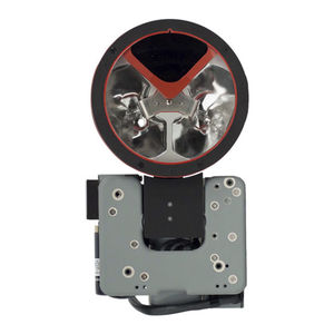 halogen searchlight / for helicopter / outdoor