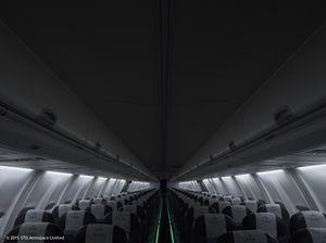 aircraft cabin lighting