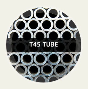 tube alloy steel / for the aerospace industry