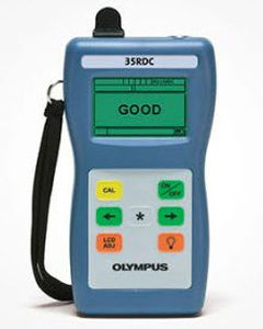 multi-material thickness gauge
