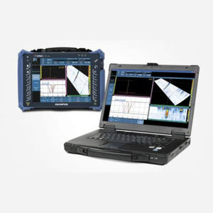 reporting software / for NDT / analysis / for aeronautics