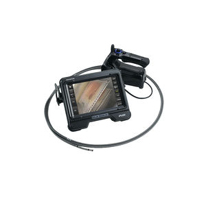 flexible videoscope / portable / infrared / for the aeronautical industry