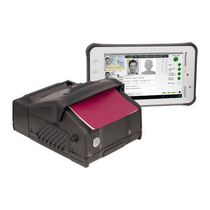 passport document reader / for ID / for driving license / for tickets
