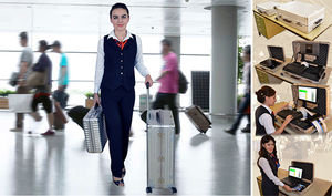 control software / passenger management / for airports