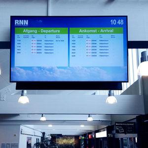 airport FIDS