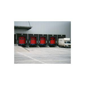loading dock shelter / flexible