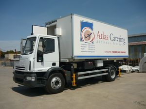 airport catering truck