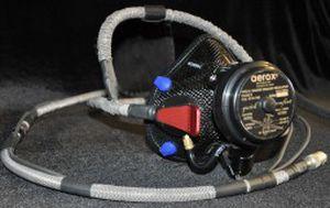 aircraft oxygen mask
