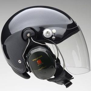 ULM helmet