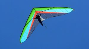 performance hang-glider