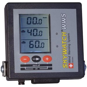 weather station anemometer
