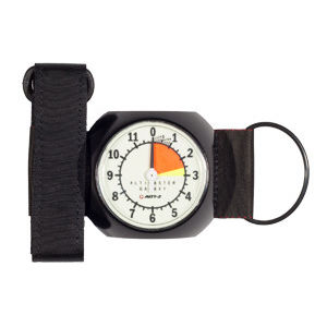 analog altimeter / feet or meters / portable / for free flight