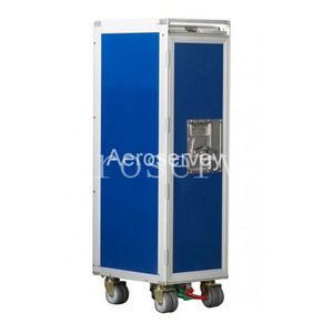 half-size aircraft service trolley / with dry ice