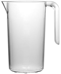 aircraft cabin beverage pitcher