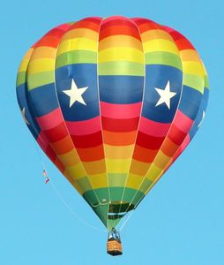 tourism hot-air balloon