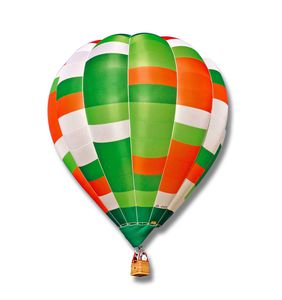 tourism hot-air balloon / competition / 0 - 5 Pers.