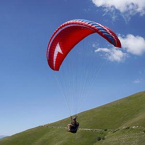 sport paraglider