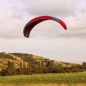 mountain paraglider / performance / single place