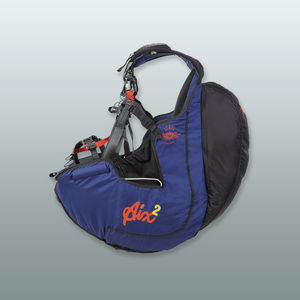 paragliding harness bag / tandem / single place / light
