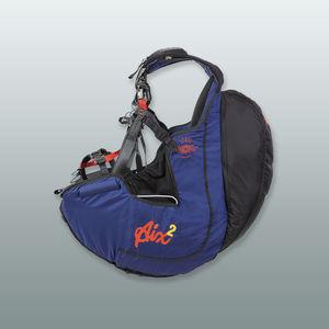 paragliding harness bag / single place / tandem / light
