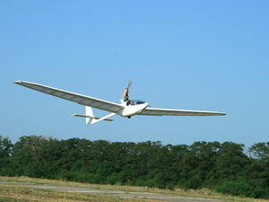 motor sailplane