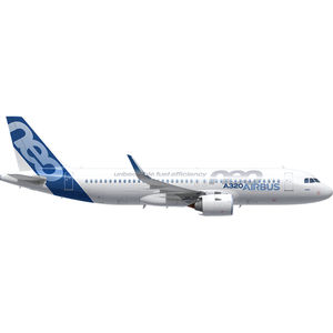 medium-range commercial aircraft / 151-200 Pers. / 101-150 Pers. / turbojet