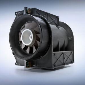 ventilation fan / axial / floor-mounted