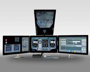 flight simulator / training / PC-based