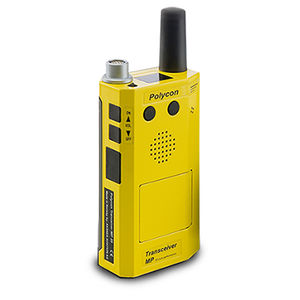 VHF transceiver / UHF / walkie-talkie / for airports