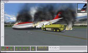 intervention vehicle simulator
