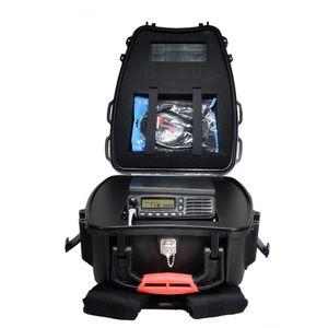 VHF radio transceiver / for air traffic mangement / portable