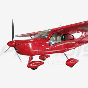 2-person VLA / single-engine / 4-stroke engine