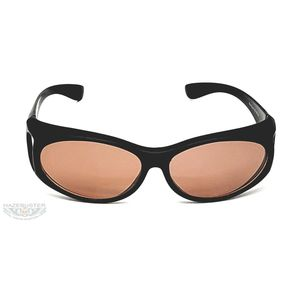 safety glasses / sun / for pilots / polycarbonate